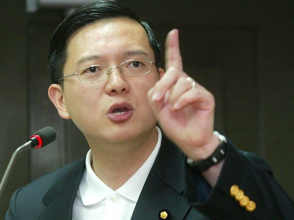 前國民黨立委孫大千。 圖/聯合報系資料照片