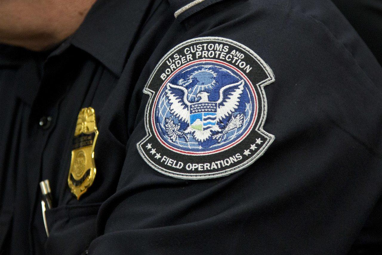 海關及邊境保護局人員的制服,主要由墨西哥等國製造。美聯社
