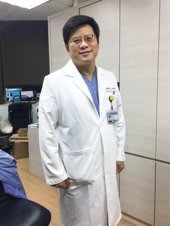 北醫心臟內科主任黃群耀 圖/記者黃琬淑攝影