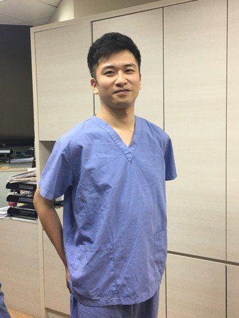 馬偕醫院心臟內科資深主治醫師李應湘 圖/記者黃琬淑攝影