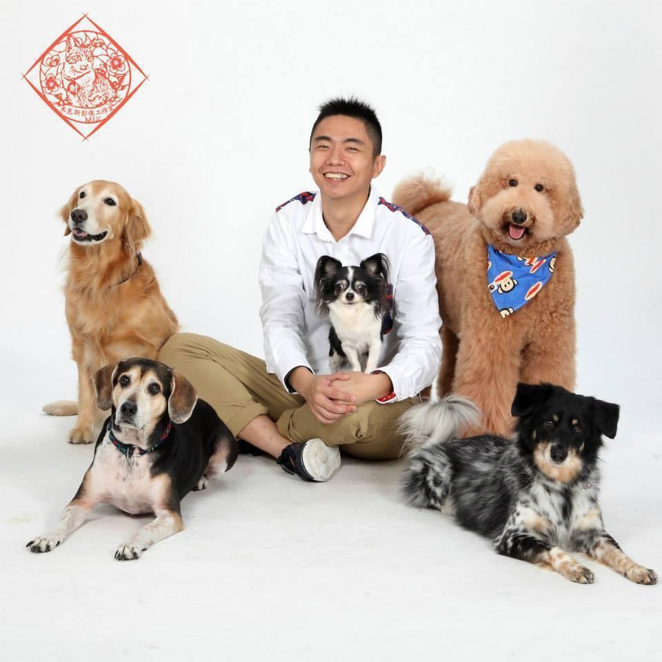 圖片提供/熊爸訓練師王昱智 犬類行為專家