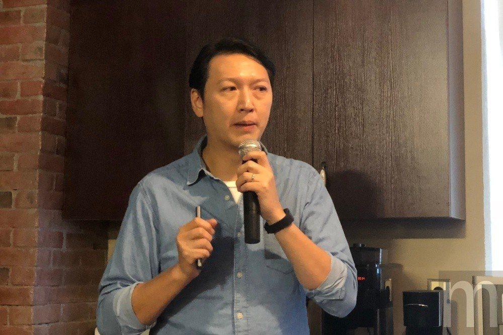 台灣小米總經理李佳峰