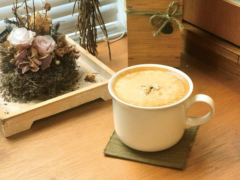 旺來特調那堤(麵茶咖啡)120元
