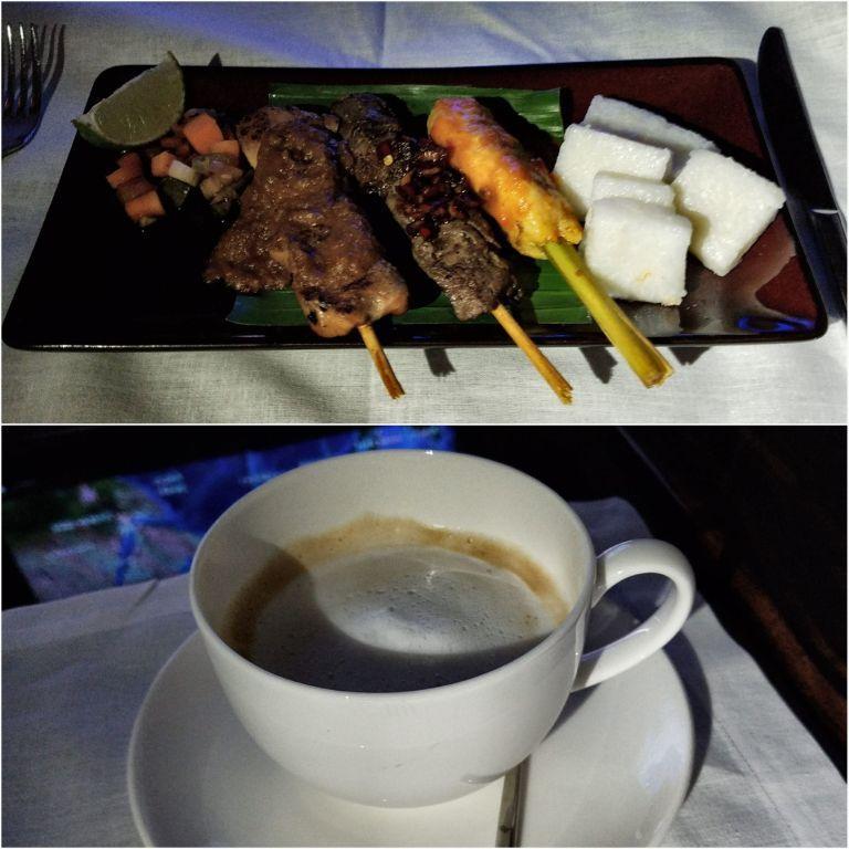 早餐一覽,下圖的主菜料多實在!圖文來自於:TripPlus
