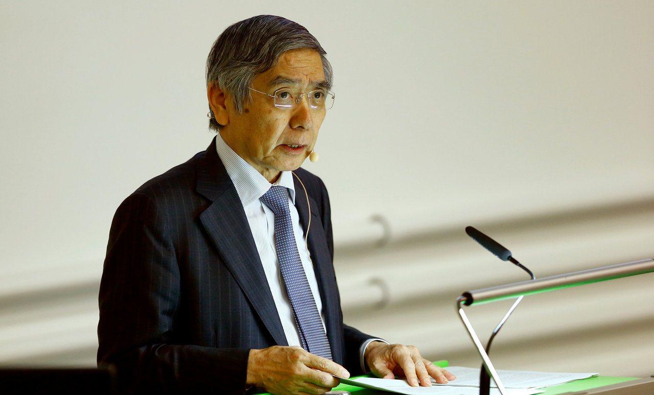 日圓匯率在反映日銀總裁黑田東彥的演講發言下升值,代表市場對日銀政策可能轉變很敏感...