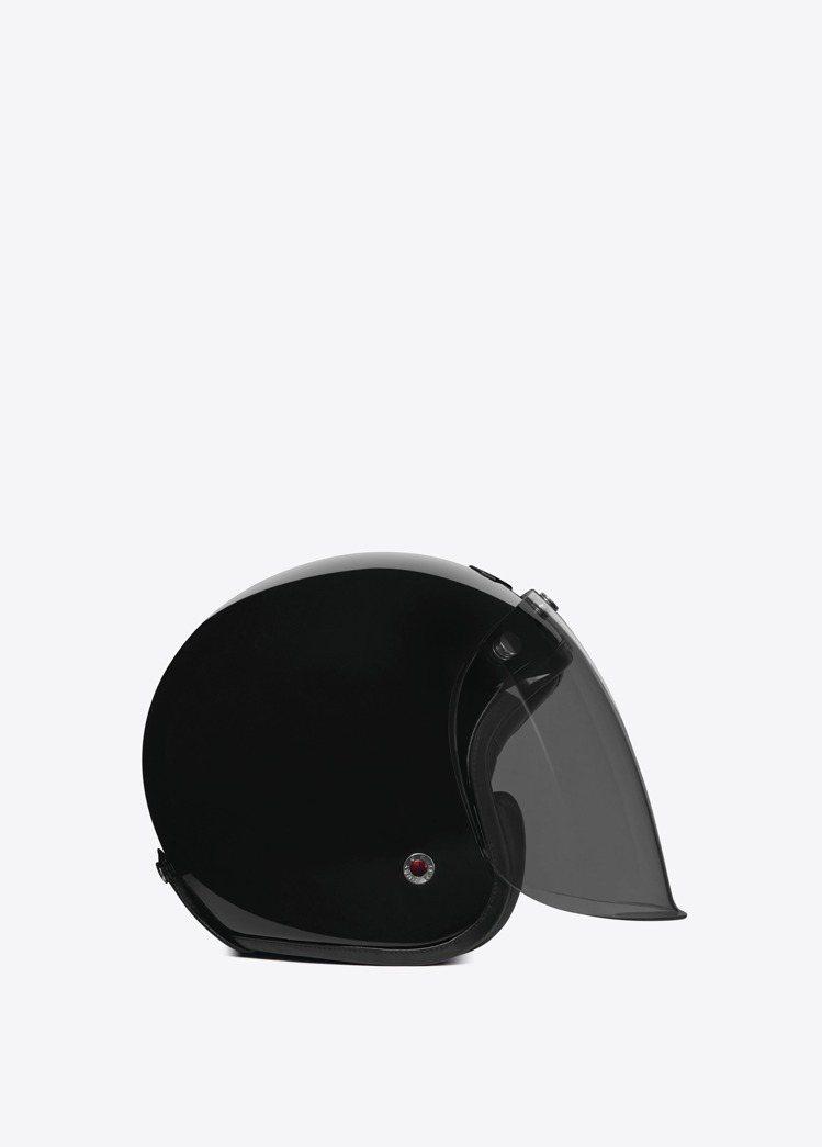 Saint Laurent x Colette聯名安全帽。圖/Saint Lau...