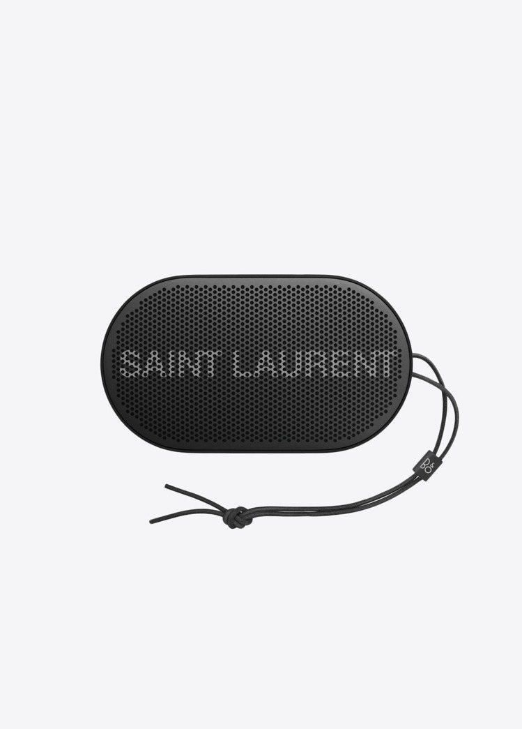 Saint Laurent x Colette聯名打音響。圖/Saint Lau...