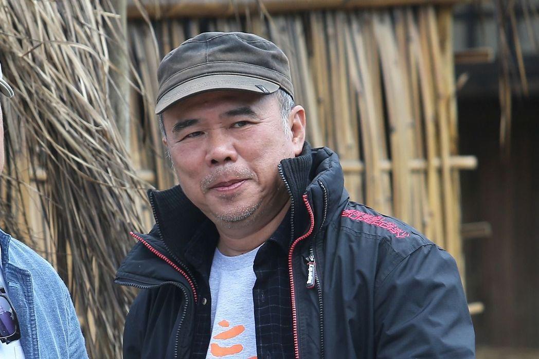 導演陳玉勳被陸媒冠上「反服貿導演」。  報系資料照