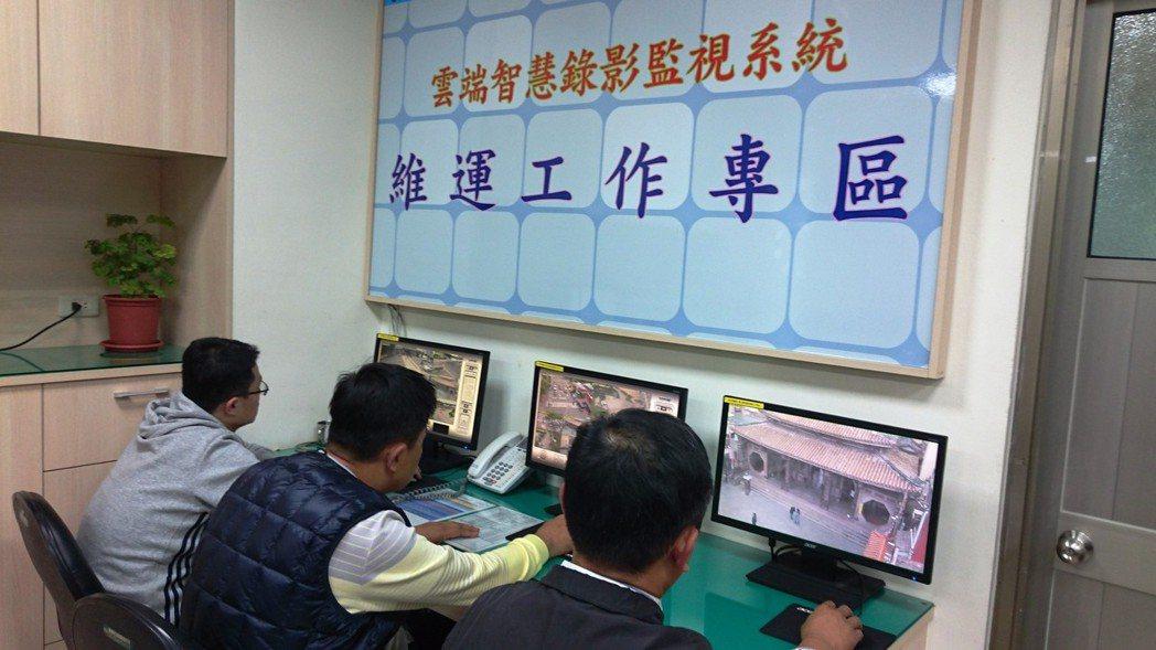 彰化縣在全縣建置雲端路口監視器智慧錄影系統,有專人負責監看與操作,隨時提供重要資...