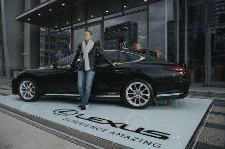LEXUS x江振誠 完美演繹「Experience Amazing」
