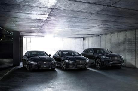 黑色星期五的誘惑 Jaguar推出五款暗黑豹特仕車