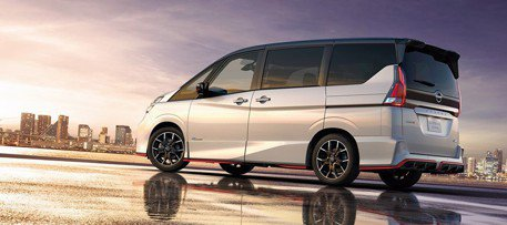 日本限定Nissan Serena NISMO熱血MPV正式上市