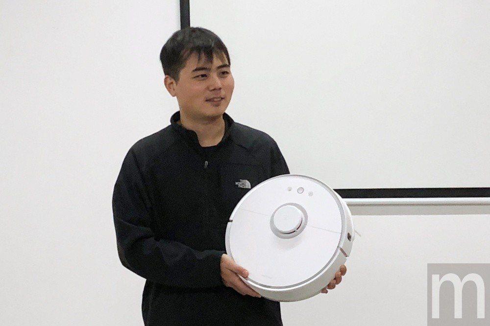石頭科技創辦人暨執行長昌敬
