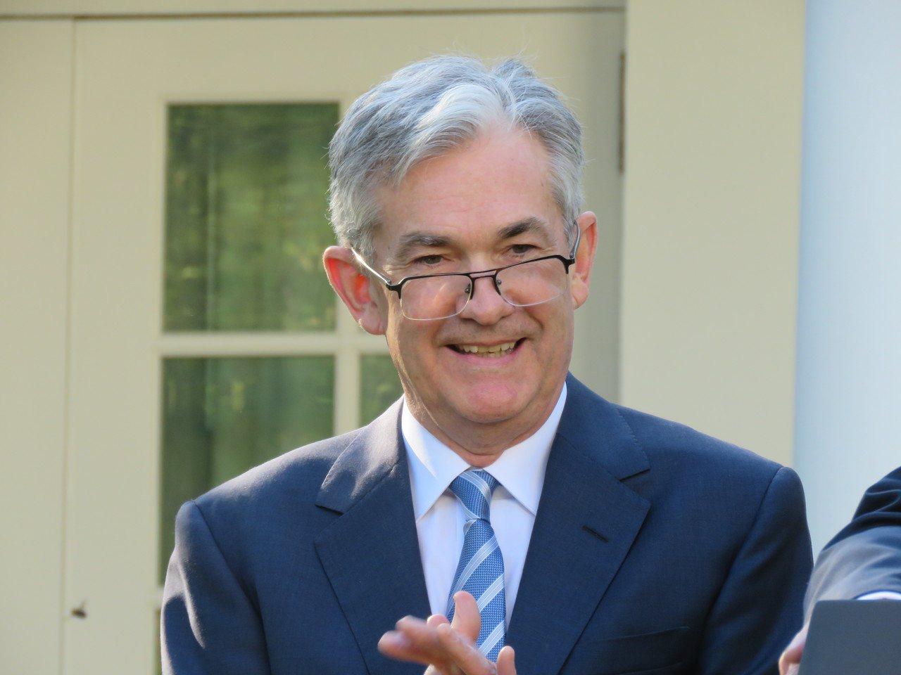 美國聯準會(Fed)下屆主席提名人鮑爾。聯合報系資料照