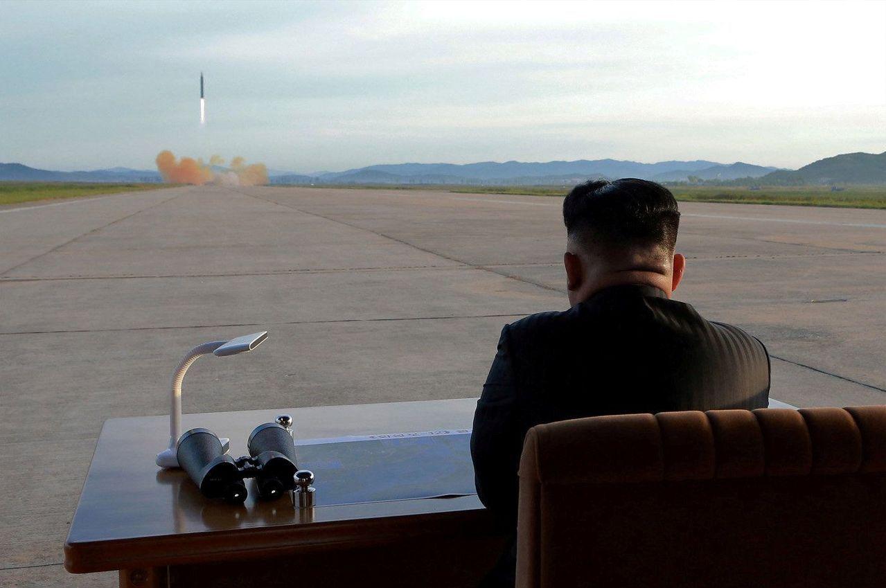北韓蠢動,可能又準備發射飛彈。(路透)