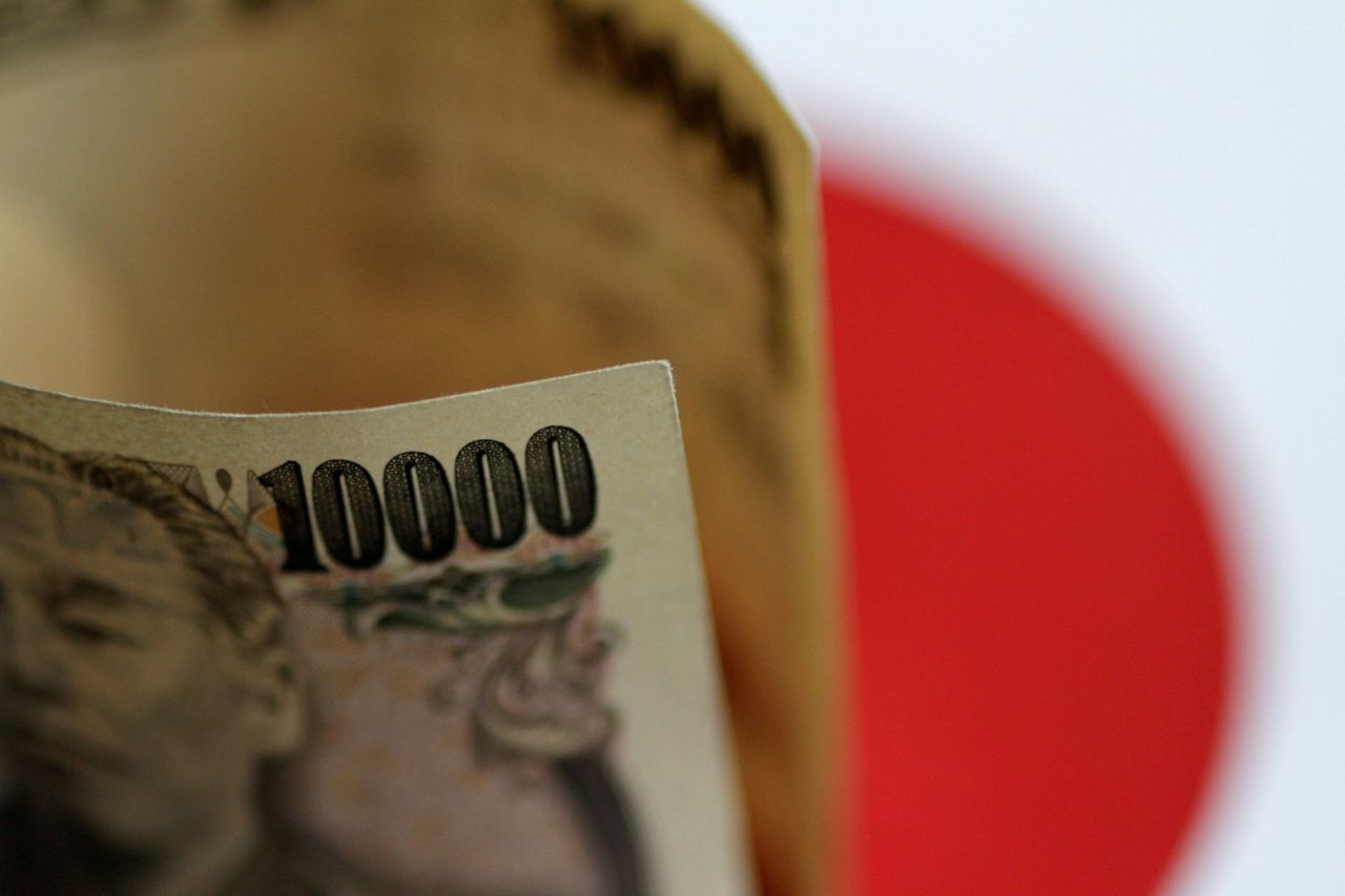 摩根士丹利建議明年買進日圓;賣出加幣、澳幣和紐西蘭元等貨幣。(路透)