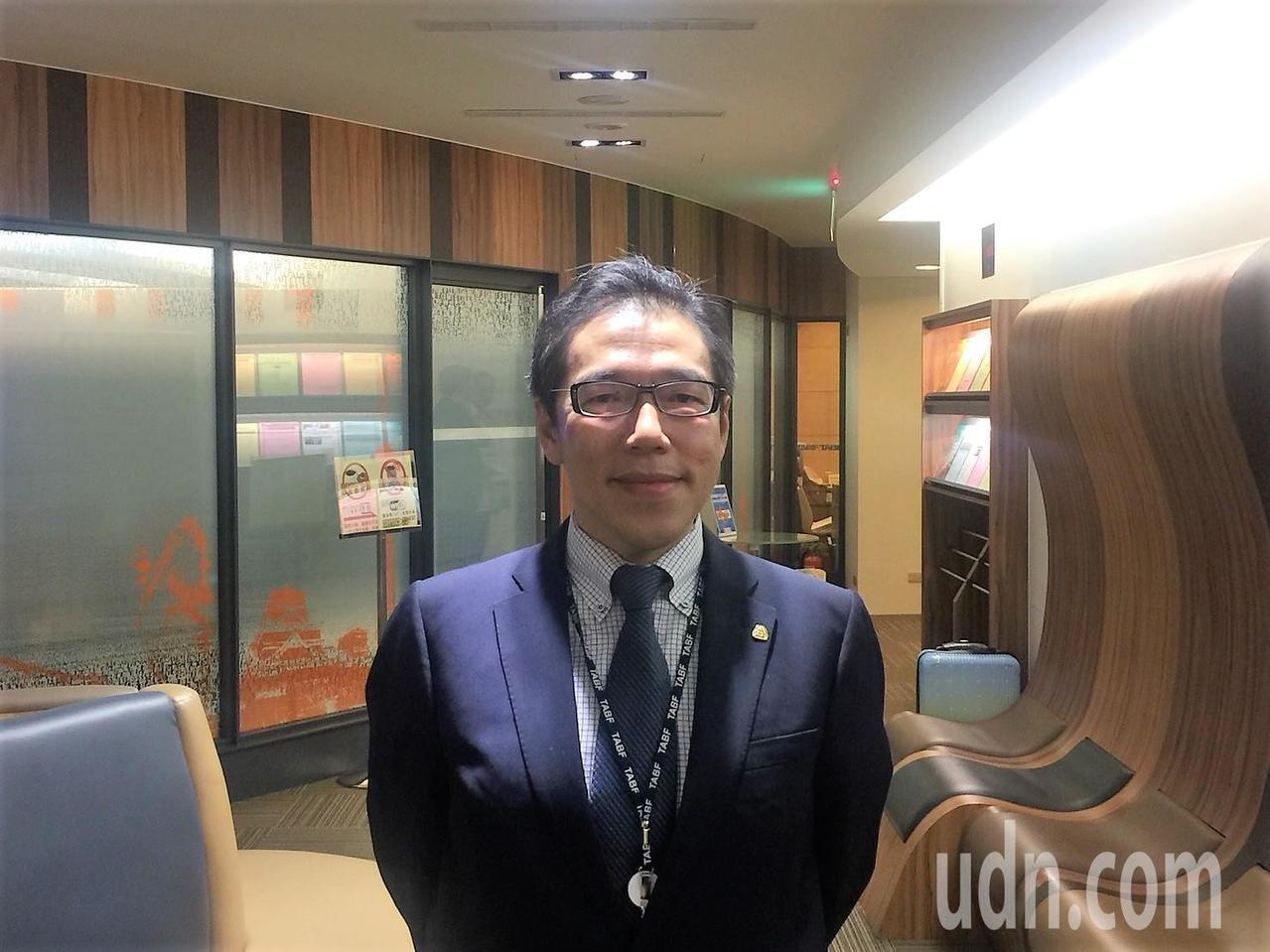 黃崇哲將接任金融研訓院院長。記者沈婉玉/攝影