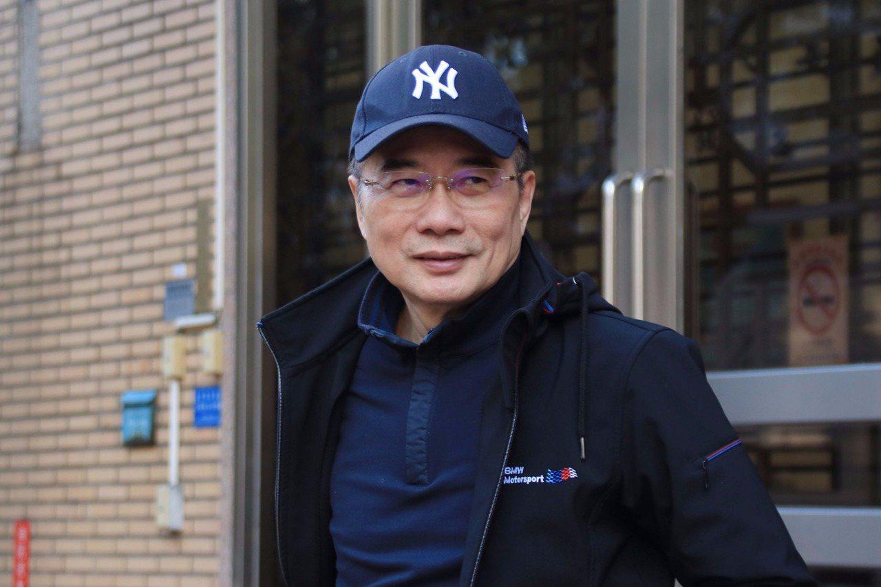 前立法委員蔡正元。記者曾健祐/攝影