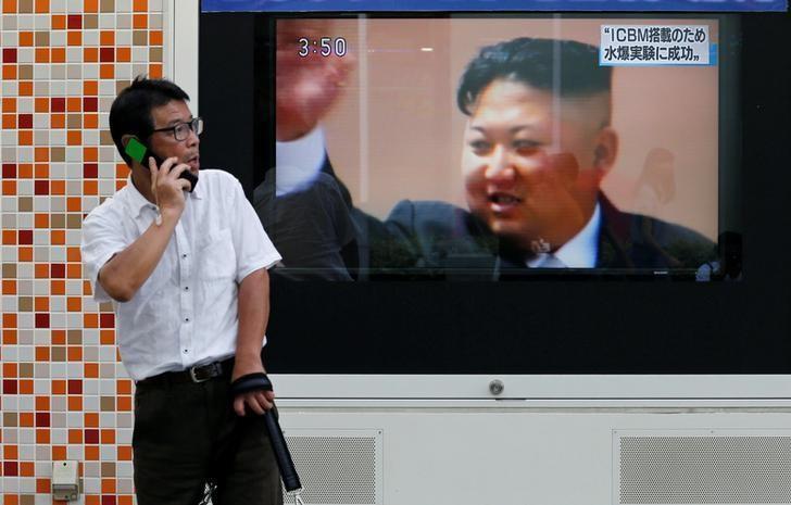 南韓統一部28日示警,北韓恐在一年內宣布完成核力量。路透