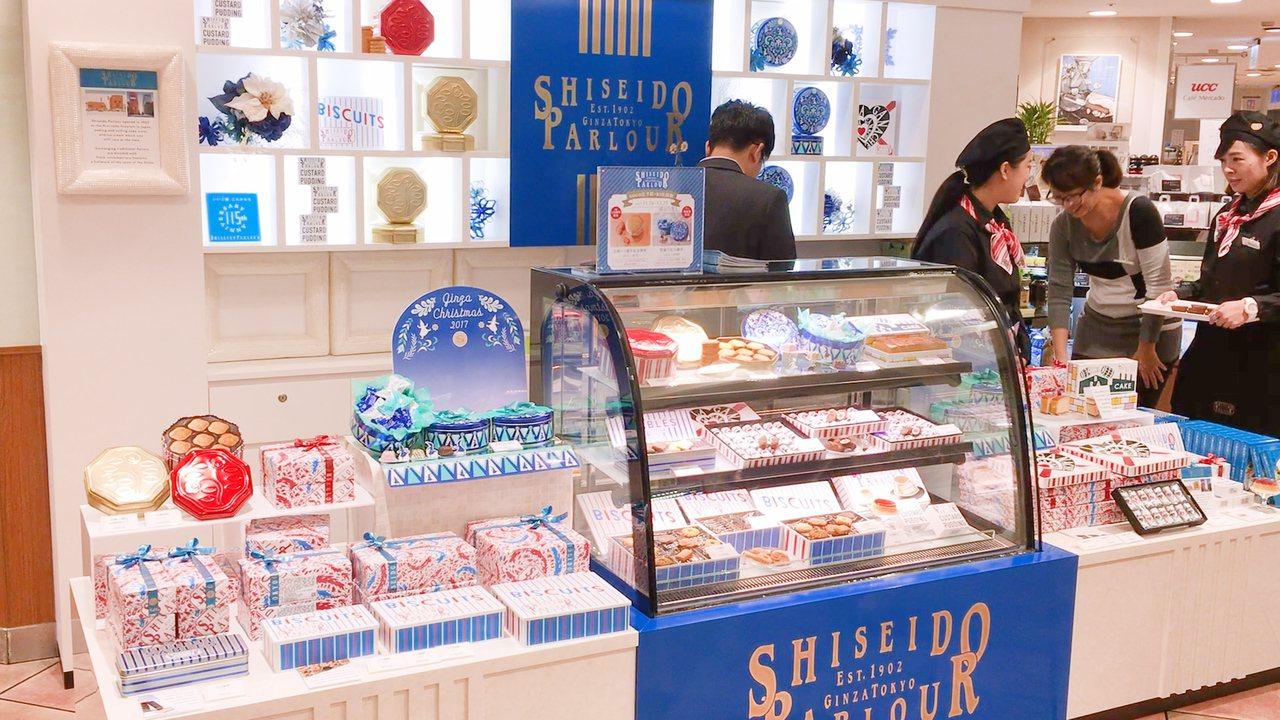 東京銀座頂級洋食名店「SHISEIDO PARLOUR」首度跨海來台快閃。圖/S...