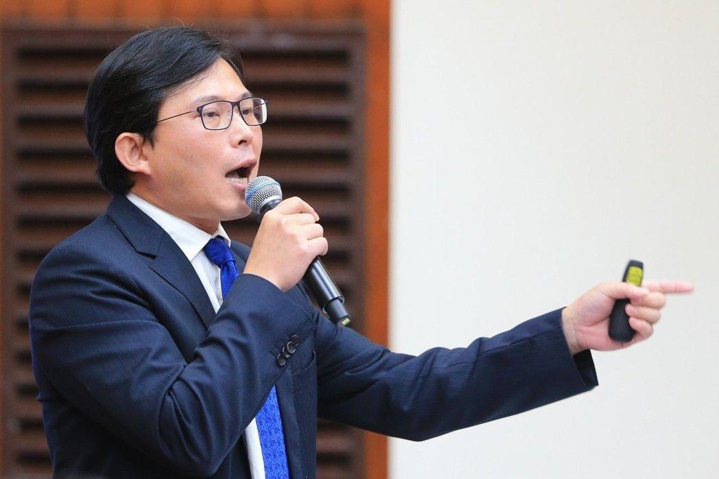 時代力量立委黃國昌。聯合報資料照/記者林柏東攝影