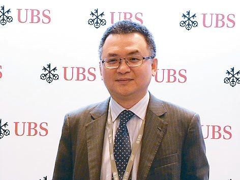 瑞銀證券中國首席策略分析師高挺。 本報資料照片