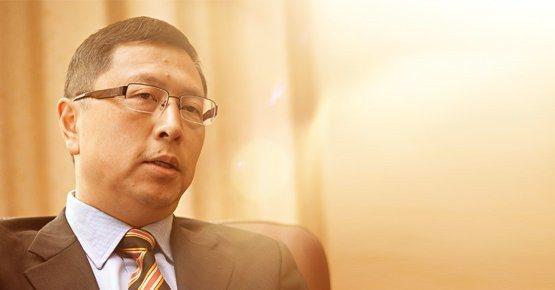 阿特斯總裁暨首席執行長翟曉鏵。 圖/取自阿特斯網站