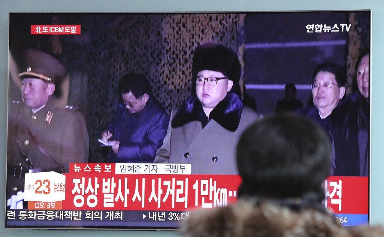 華盛頓郵報前東亞分社主任哈登指出,北韓領導人不斷測試核武的動作,恐釀成全球災難。...