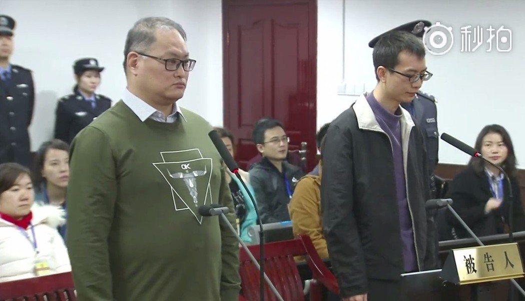 台灣人權促進會9日說,李明哲的妻子李凈瑜寄去中國赤山監獄、要給李明哲的保暖衣服,...