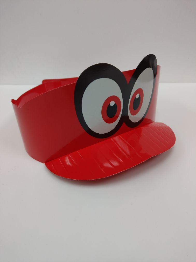 「瑪利歐奧德賽」造形紙帽