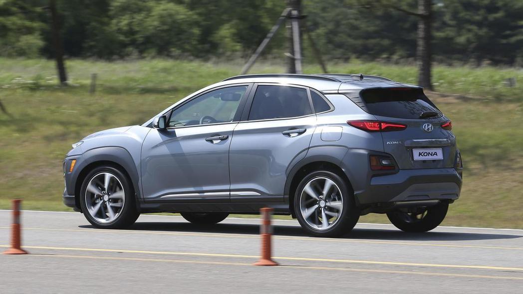 Hyundai非常期望Kona能為集團帶來更多的銷售量。 摘自Motor 1
