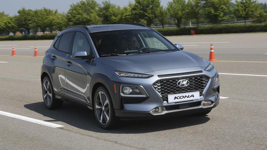 Hyundai Kona正處於停止生產的狀態。 摘自Motor 1