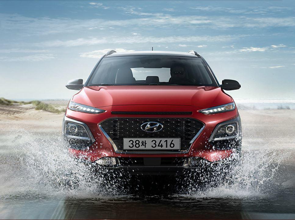 Hyundai Kona自上市後佳評如潮。 摘自Hyundai