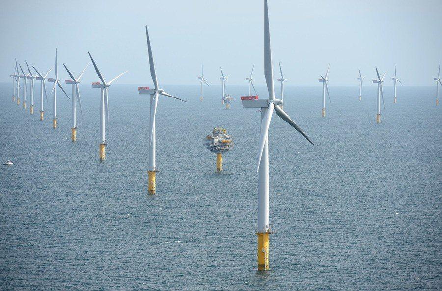 :李應元表示,今年通過的離岸風電環評案有19件10.07W,發電裝置容量高達10...
