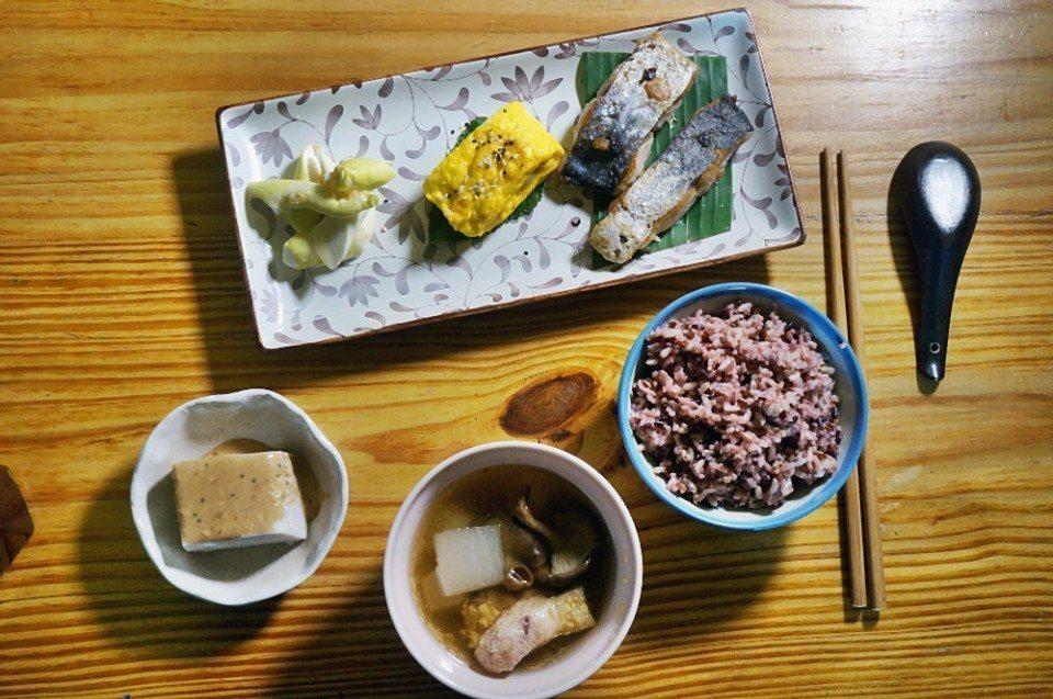 好糧食堂品妤姐認為專心吃好一種食材就是美味的秘訣。(攝影/林郁姍)