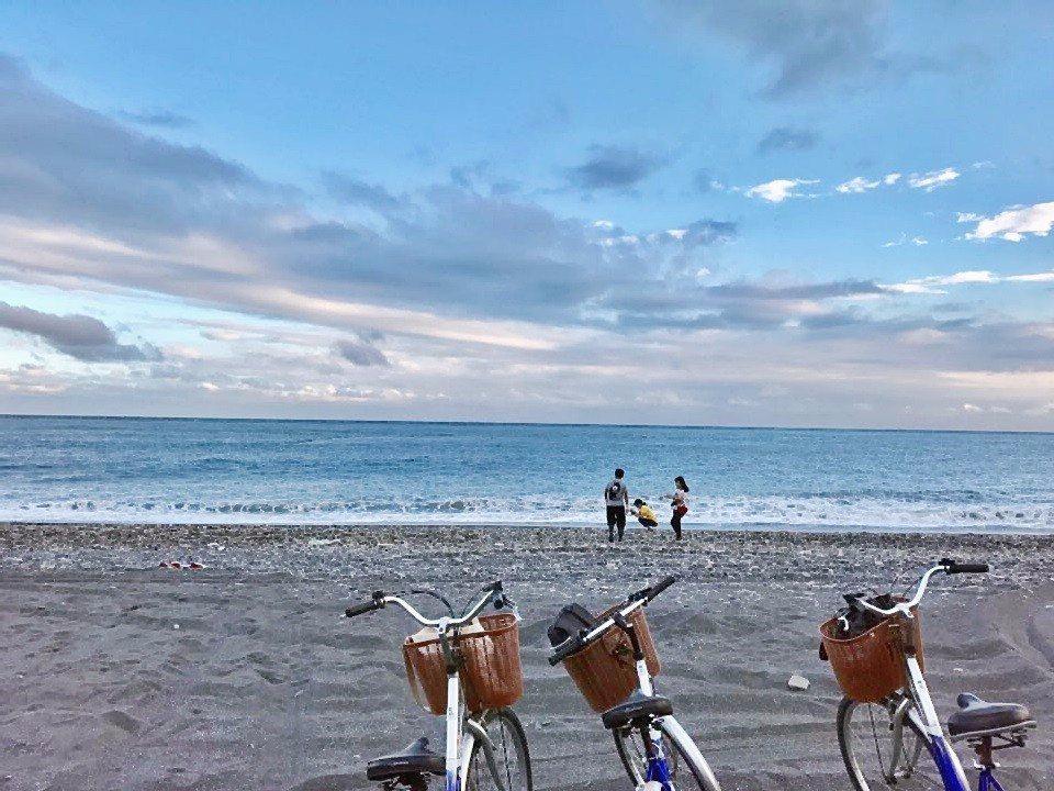 神秘海灘。(攝影/林郁姍)