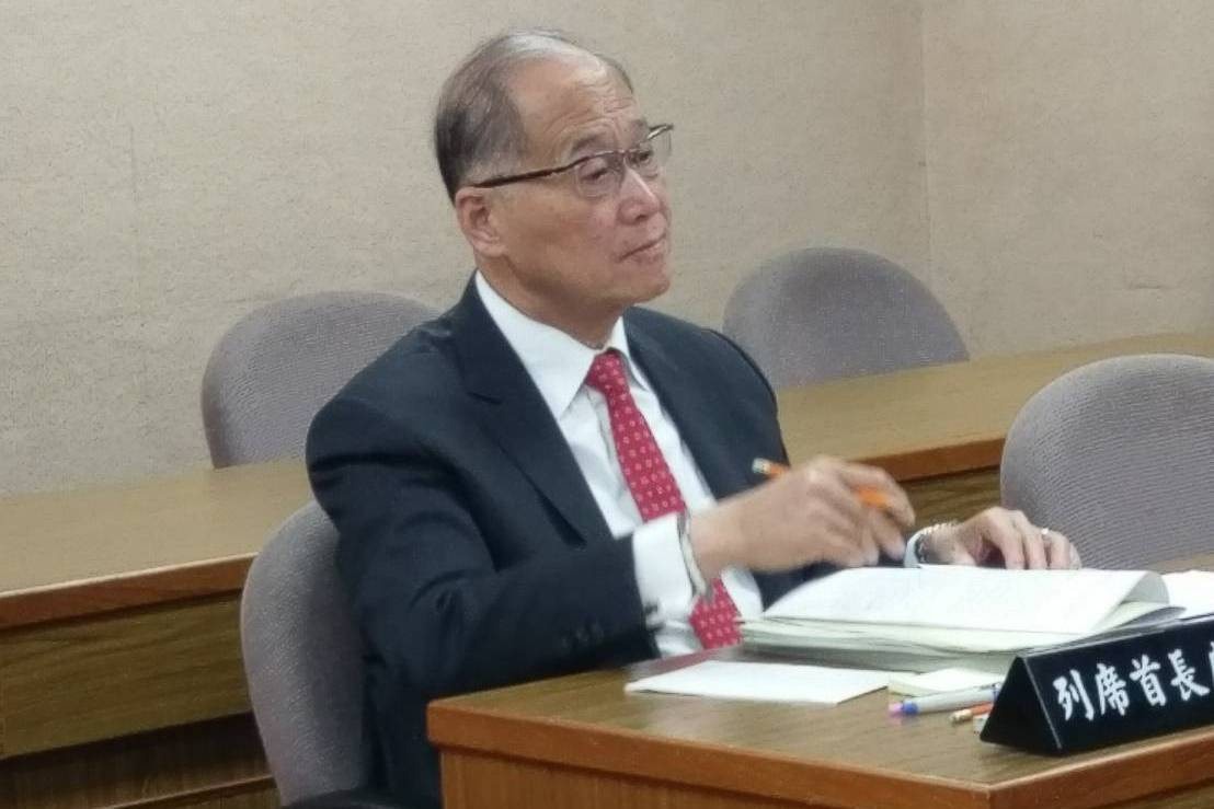 外交部長李大維。記者徐偉真/攝影