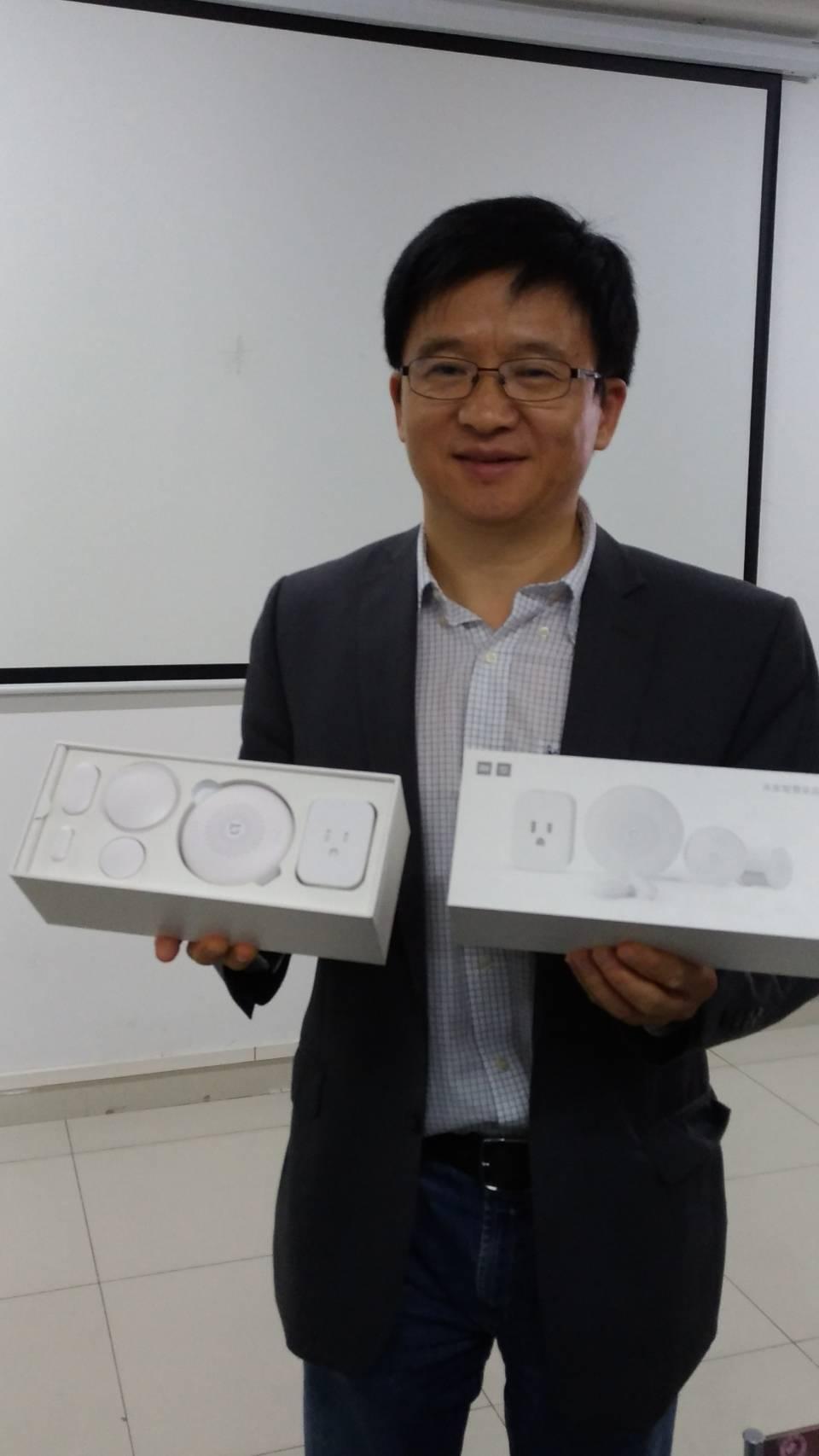 小米生態供應鏈的綠米聯創董事長兼CEO游延筠表示,明年3月之前將引進智能家居的智...