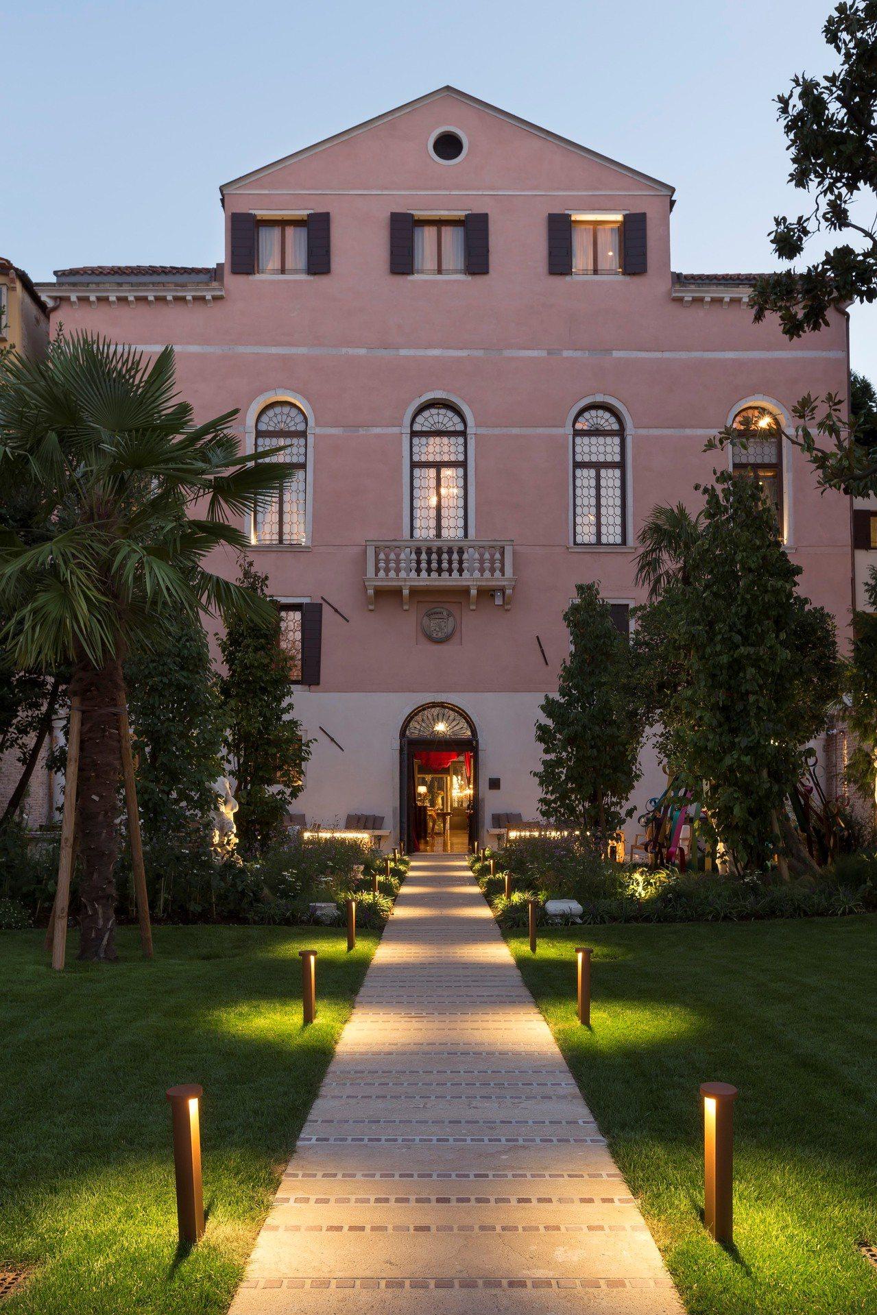 雲朗觀光集團位於威尼斯的飯店「雲水之都」,今年加入立鼎世飯店集團會員飯店 。圖/...