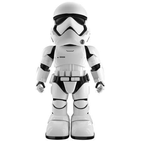 星際大戰第一軍團風暴兵互動機器人,售價11,990元。圖/friDay購物提供