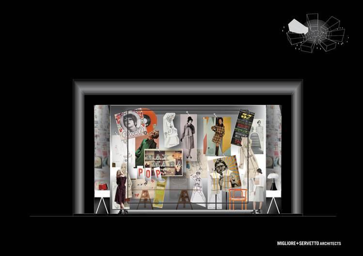 位於東大門設計廣場的「Coats!」首爾大衣展展期至12月12日止。圖/Max ...