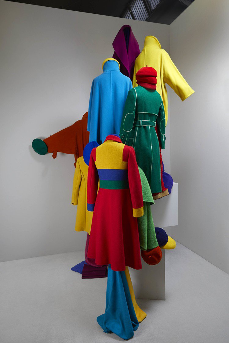 「Coats!」首爾大衣展以「打造理想大衣的夢想」為出發點。圖/Max Mara...