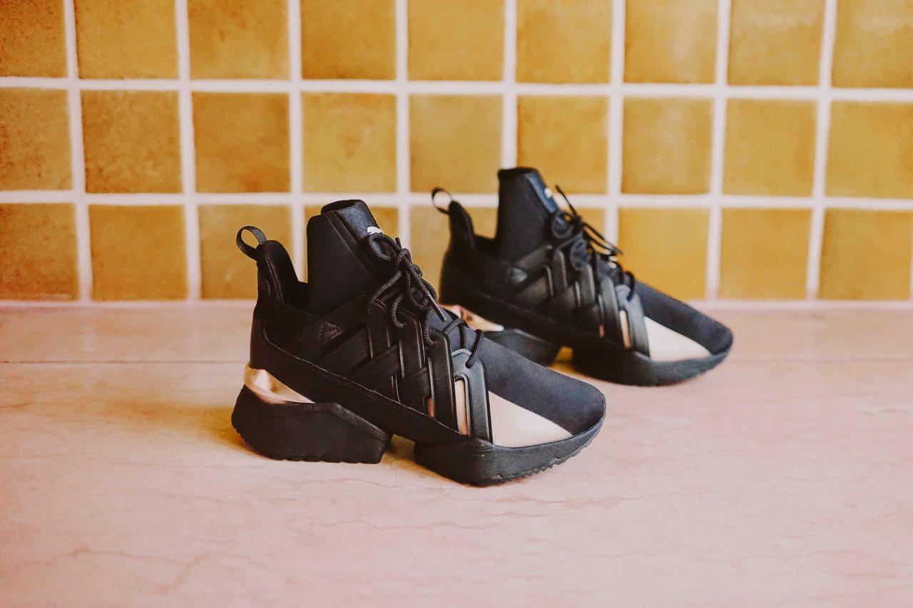 PUMA 2018重點鞋款PUMA MUSE ECHO,售價3,980元。圖/P...