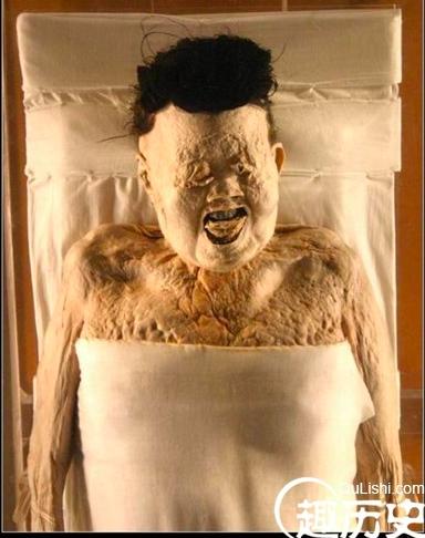 2200多歲,號稱「東方睡美人」的辛追夫人 圖/摘自網路