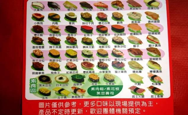 圖片來源/ 超神鮮10元壽司(彰化南郭店)