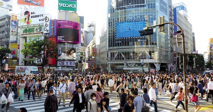 日本作家高城剛指出,東京漸漸從流行文化發源地轉向接收地。圖/擷自pixabay