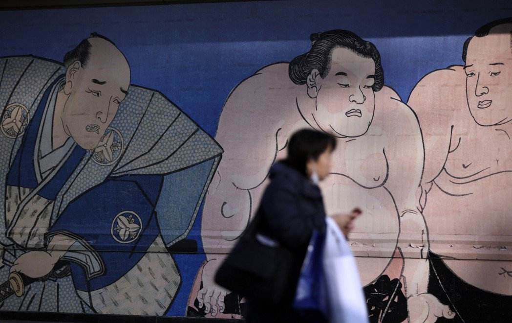如何止血以挽回聲譽,相撲界還得要傷腦筋。 圖/美聯社