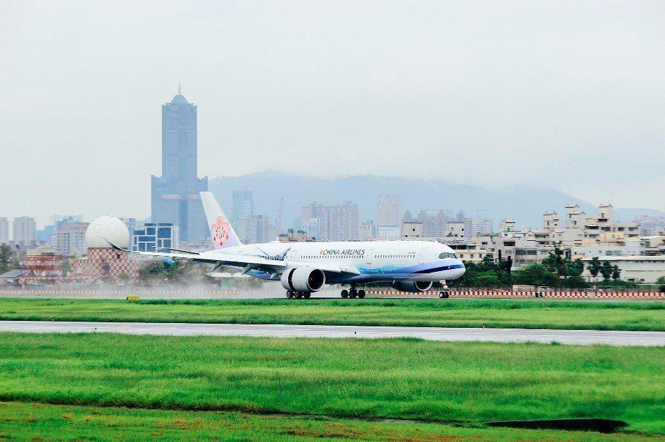 高雄國際機場(小港機場)。(Flickr授權作者-威翰陳)