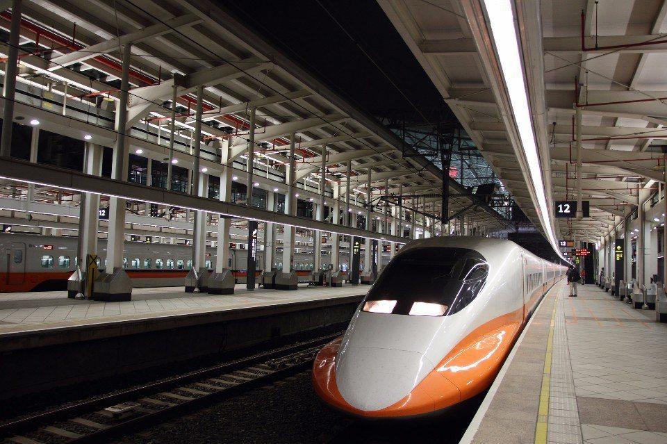 高鐵左營站。(Flickr授權作者-sntc06)