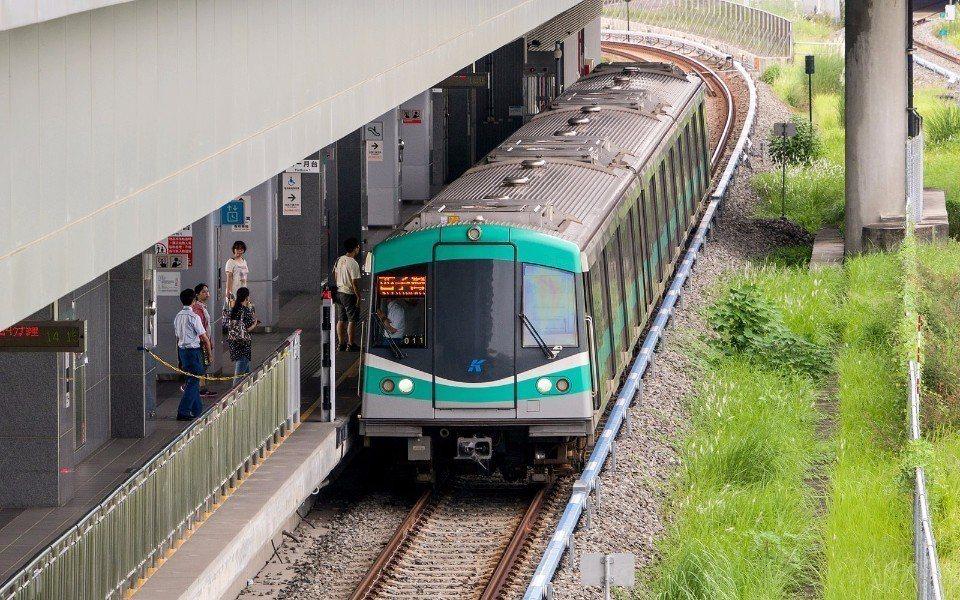 高雄捷運。(Flickr授權作者-billy1125)